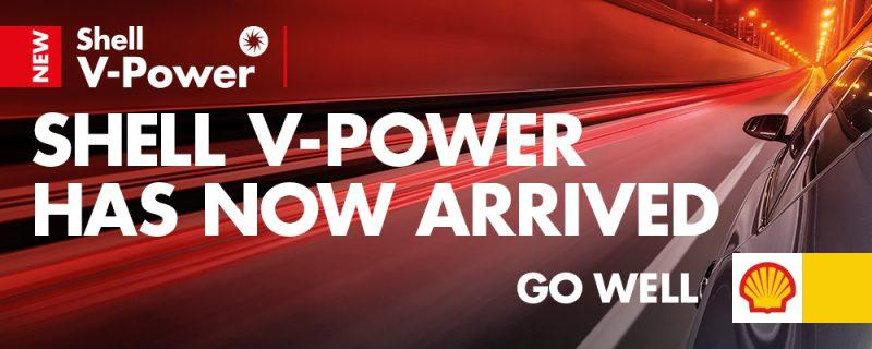 Goodbye Shell V Power Nitro Hello New Shell V Power Laurels